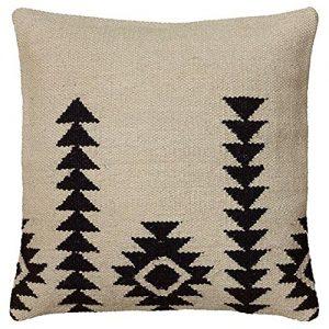 Ivory Kilim Pillow | The Factual Fairytale