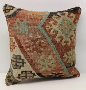 Moroccan Kilim Pillow | The Factual Fairytale