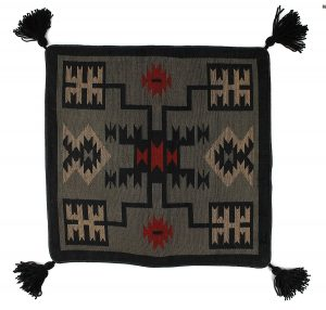 Black Kilim Pillow | The Factual Fairytale