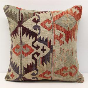Aztec Turkish Kilim Pillow | The Factual Fairytale