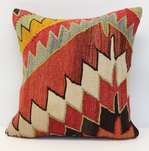 Bohemian Turkish Kilim Pillow | The Factual Fairytale
