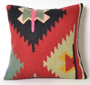 Aztec Killim Pillow | The Factual Fairytale