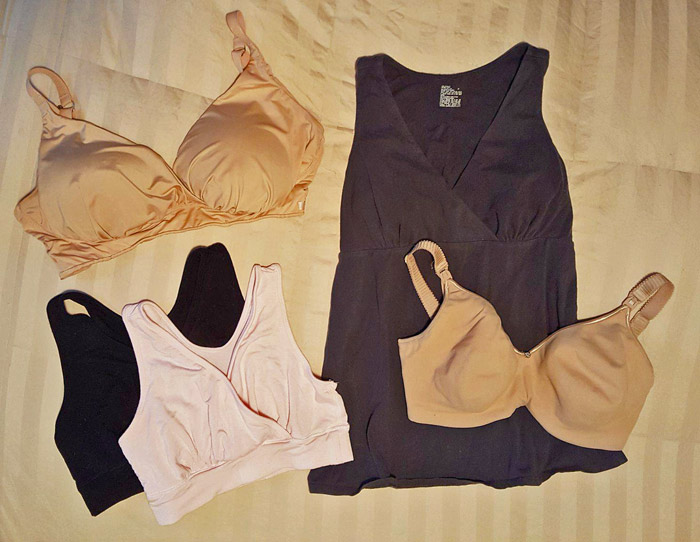 a9bdc09e713c9 Best Nursing Bras for Large Breasts and full cups - my favorites worn for  over a