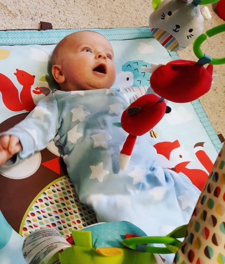 Baby Playmat - 30 Things that Make Life Easier with a Newborn