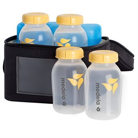 Medela Breasktmilk Cooler - 30 Things that Make Life Easier with a Newborn