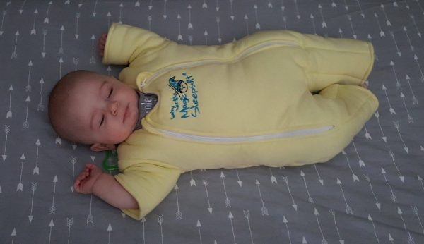 baby merlin's magic sleepsuit review