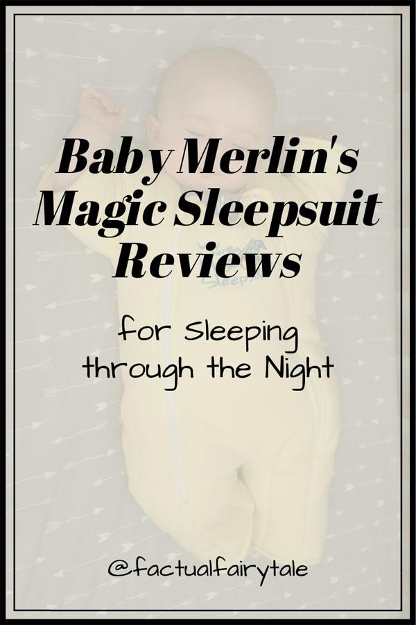 Baby Merlin's Magic Sleepsuit Reviews