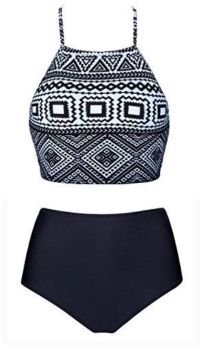 bb8bbf43b38 aztec modest two-piece | Modest two-piece swimsuits ...