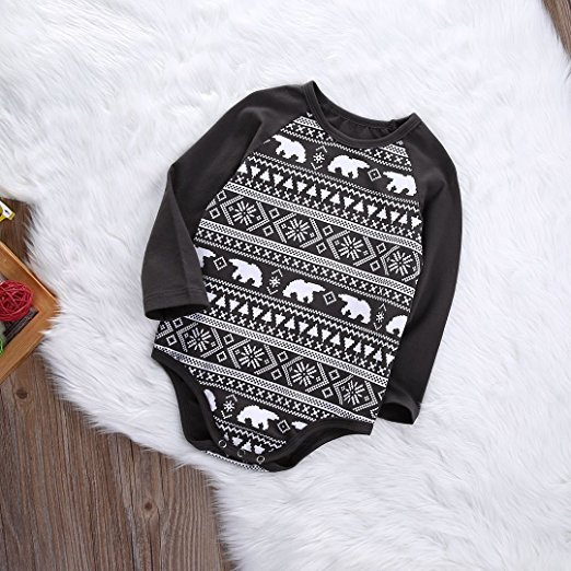 Bear Onesie | Trendy Cheap Baby Clothes Online