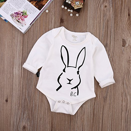 bunny onesie | cheap baby clothes online | Amazon