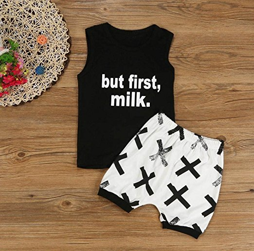 but first milk outfit | cheap baby clothes online | Amazon