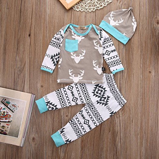 Deer Outfit | Trendy Cheap Baby Clothes Online