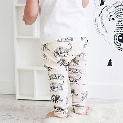 Dino Harem Pants | Trendy Cheap Baby Clothes Online