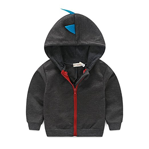 Monster Hoodie | Trendy Cheap Baby Clothes Online