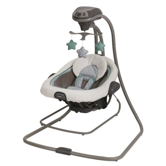 duetsoothe bouncer swing | Baby gear that isn't ugly