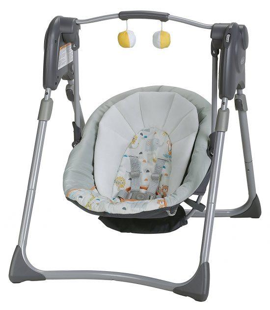 graco swing | Baby gear that isn't ugly