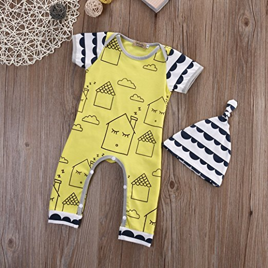 house romper | cheap baby clothes online | Amazon