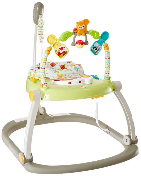 jumperoo activity center | Baby gear that isn't ugly