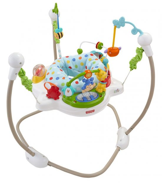 jumperoo | Baby gear that isn't ugly
