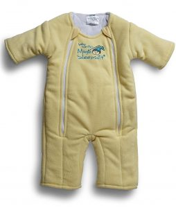 baby merlin's magic sleepsuit review microfleece
