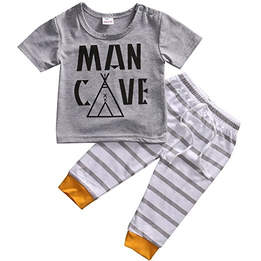 man cave outfit | Trendy Cheap Baby Clothes Online