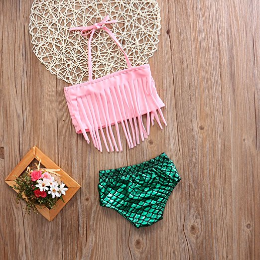 Mermaid Swimsuit | Trendy Cheap Baby Clothes Online