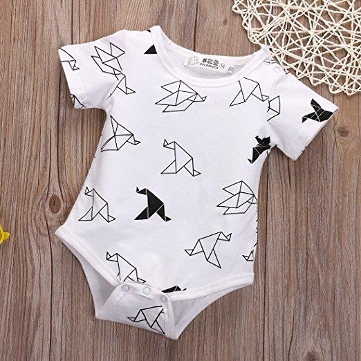 oragami onesie | cheap baby clothes online | Amazon