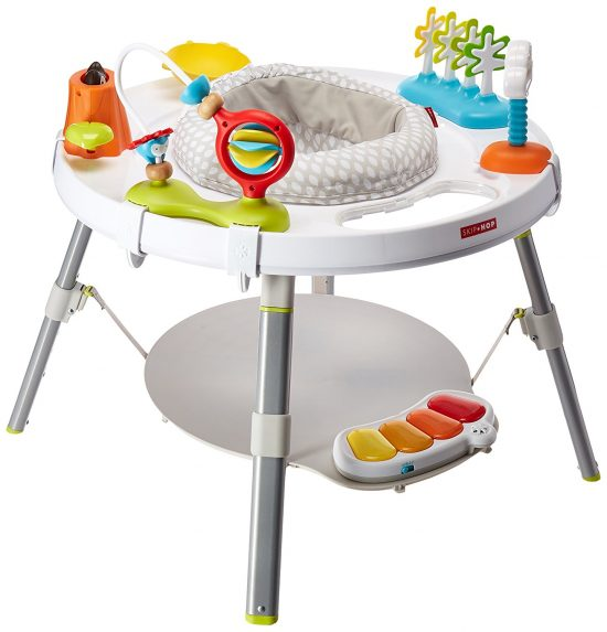 skip hop activity center | Baby gear that isn't ugly