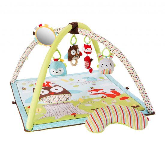 skip hop woodland playmat | Baby gear that isn't ugly