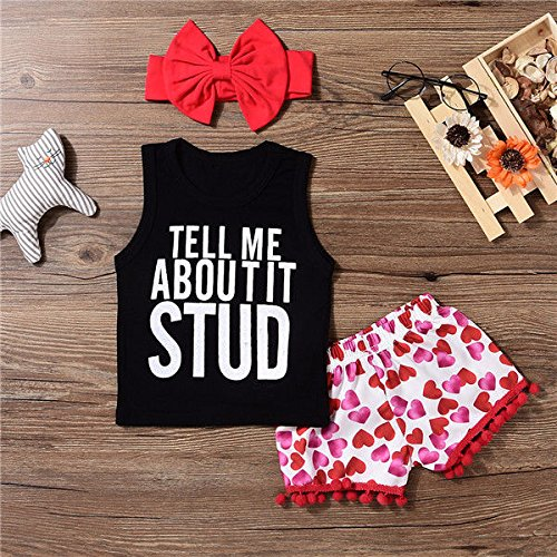 Tell me about it stud outfit | Trendy Cheap Baby Clothes Online