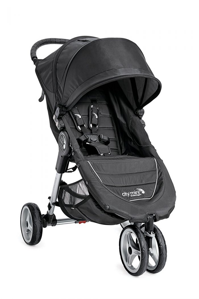 Baby Jogger 2016 City Mini 3W Single Stroller 3 wheel stroller | travel system vs. separate car seat and stroller