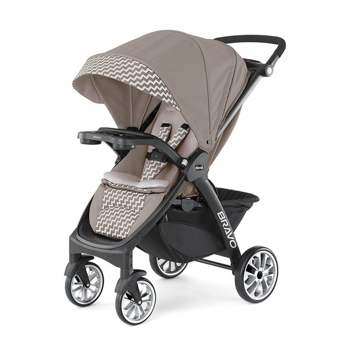 Chicco Bravo LE Stroller 4 wheel stroller | travel system vs. separate car seat and stroller