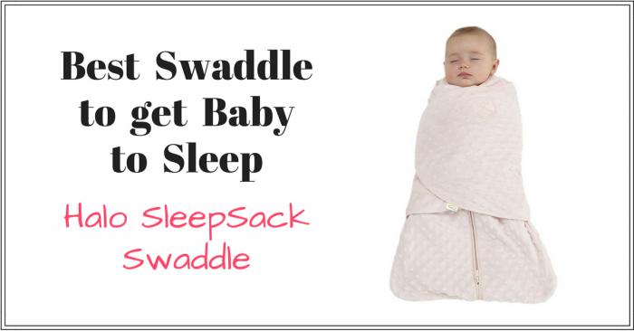 Halo SleepSack Swaddle FB post