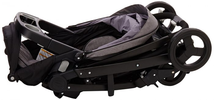 graco modes travel system downton Folded | should I buy a travel system or separate car seat and stroller