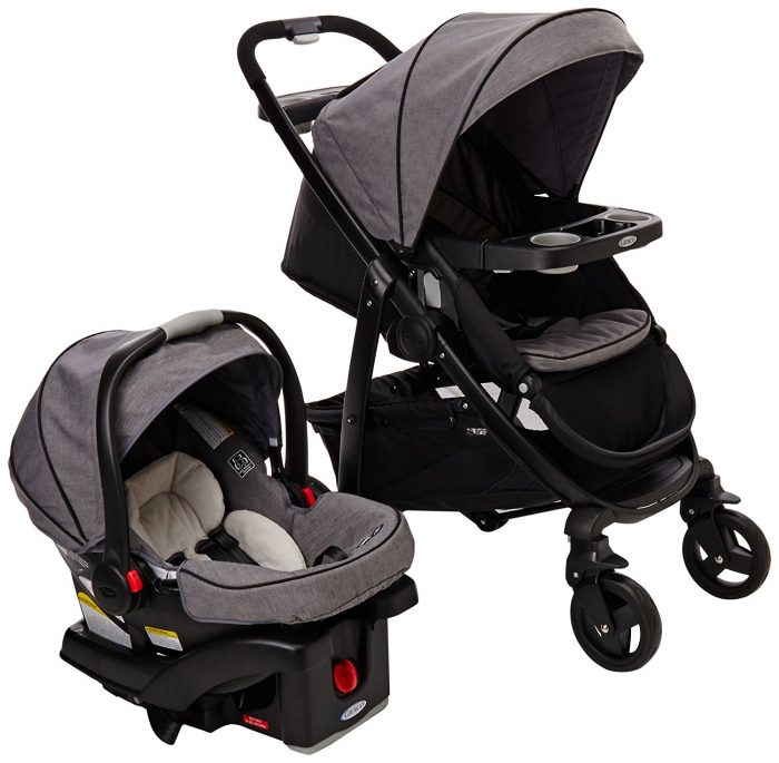 Graco Modes Travel System Downton