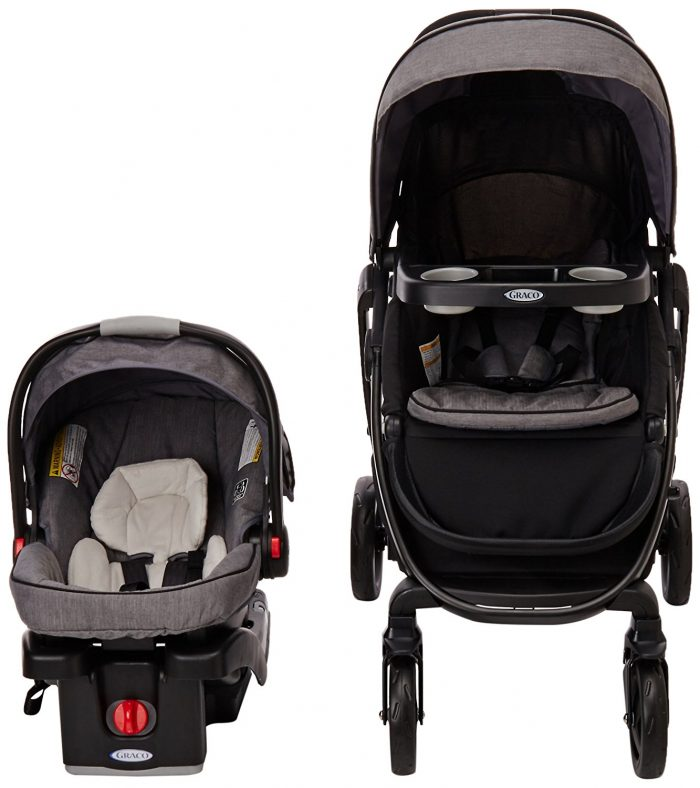graco modes travel system downton front | should I buy a travel system or separate car seat and stroller