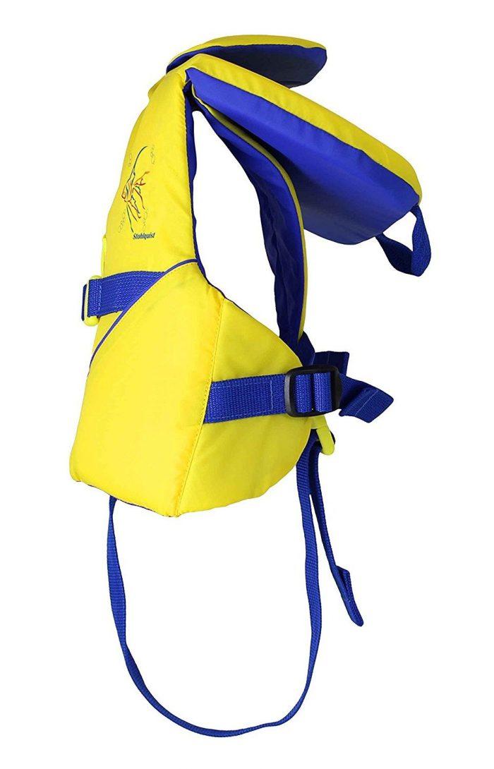 Stohlquist Infant PFD Life Vest Side | The Best Infant Life Vest