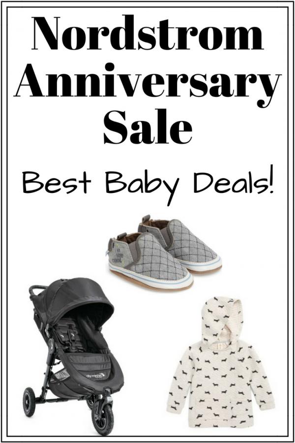 nordstrom anniversary sale best baby deals