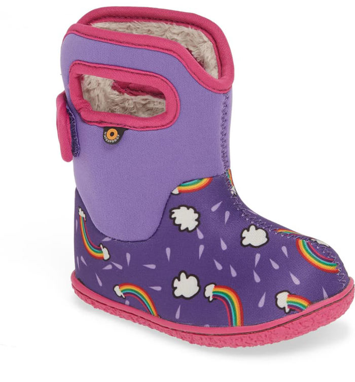 toddler girls bogs boots