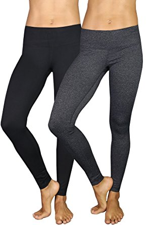 2 pack best affordable leggings