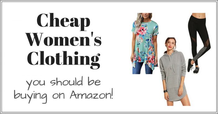 7af6f61c72c These are the best cheap women s clothing items you need to buy on Amazon  right now!