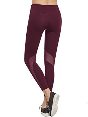 maroon best affordable leggings