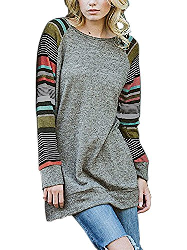 striped tunic amazon