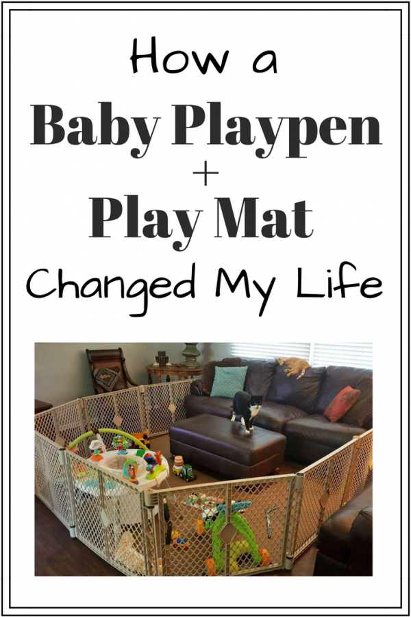 Baby Playpen Baby Play Mat For Crawling Changed My Life