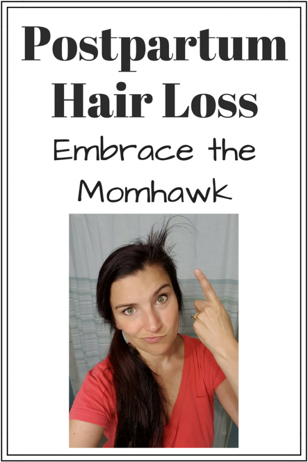 postpartum hair loss momhawk
