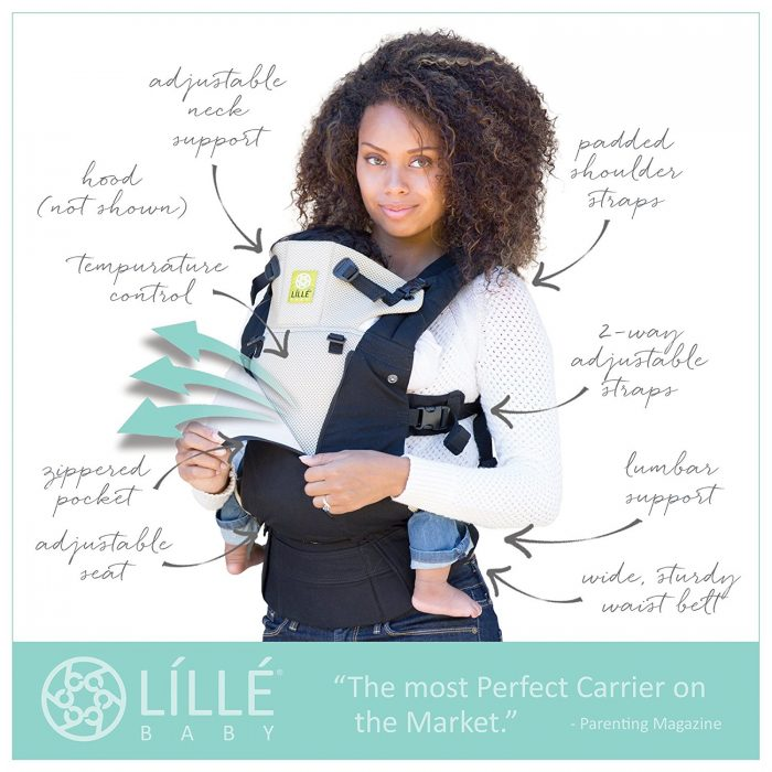Lillebaby complete all seasons review features