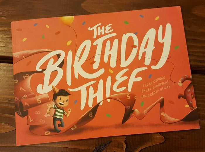 The Birthday Thief Book Review