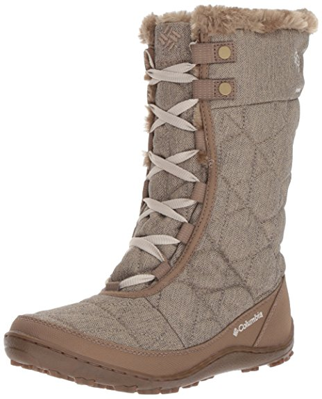 columbia minx omni snow boot