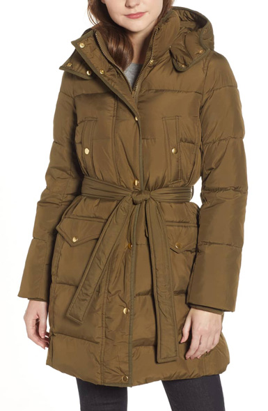 jcrew Wintress Belted Down Puffer Coat