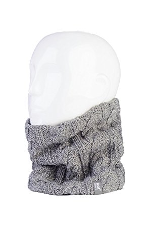 knit snood scarf neck warmer